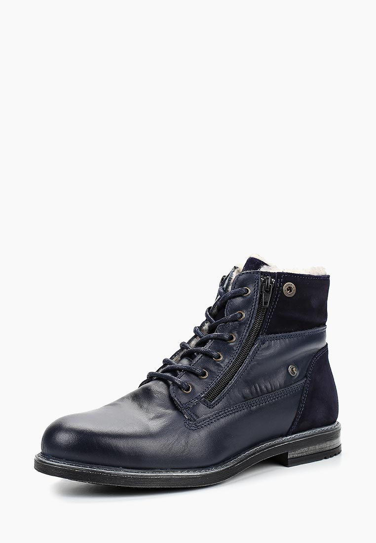 Мужские ботинки El Tempo PAS23_48590-2_BLUE
