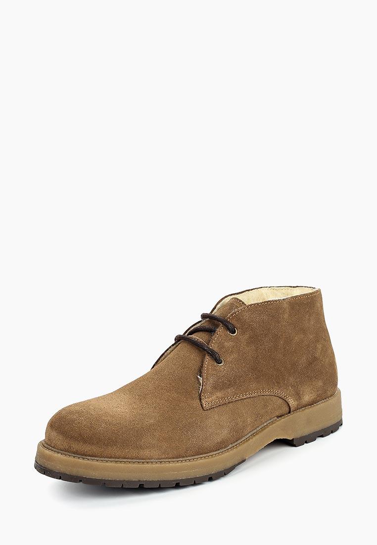 Мужские ботинки El Tempo PCZ4_5008_BROWN