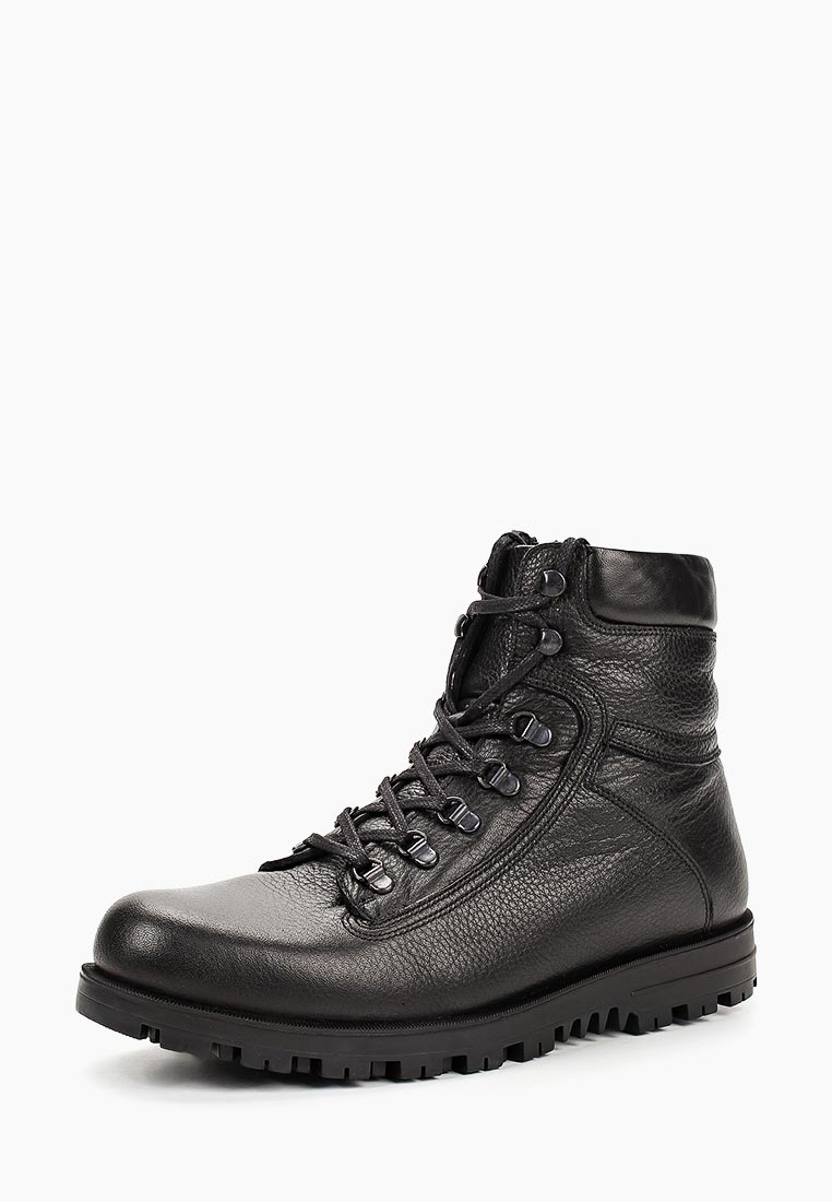 Мужские ботинки El Tempo TKM3_ET8K0045-072W_SIYAH FLOTER