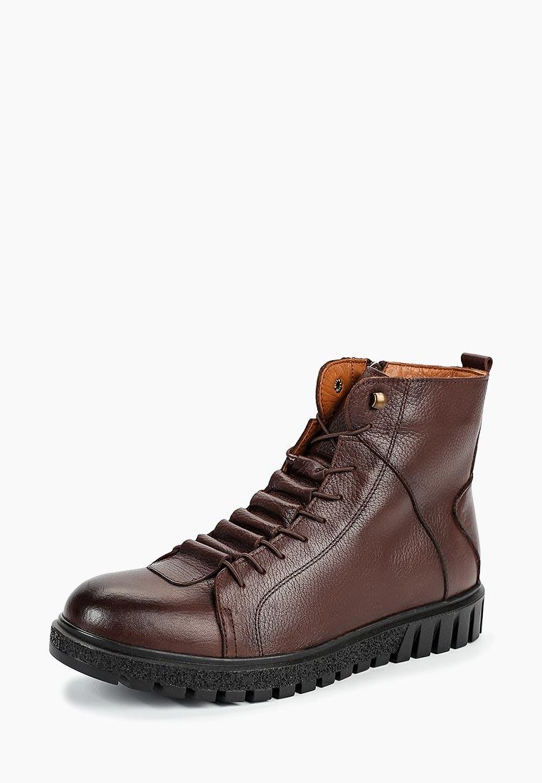 Мужские ботинки El Tempo TM32_9981W_KAHVE-SHRANK