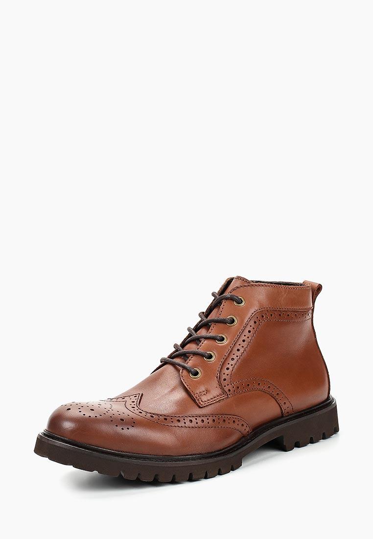 Мужские ботинки El Tempo PP263_5882_BROWN