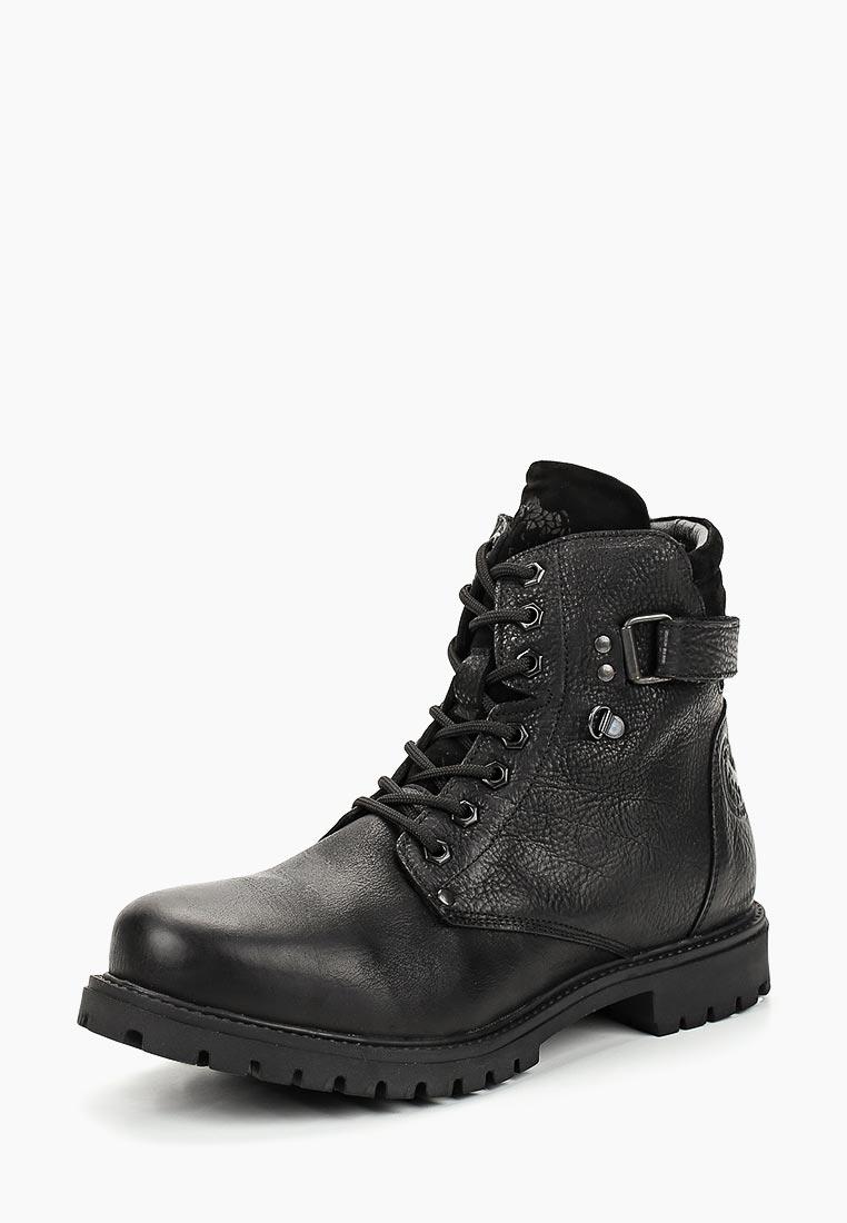 Мужские ботинки El Tempo TET1_ET8650_PIYER-NUBUK-SIYAH-MILAN-SUET-SUET-S