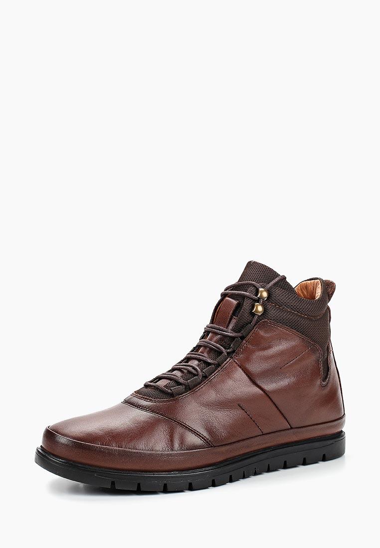 Мужские ботинки El Tempo TM29_3504W_K-3 KAHVE YAKMA KAHVE TORINO