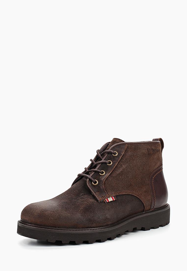 Мужские ботинки El Tempo PP329_6894_STONE