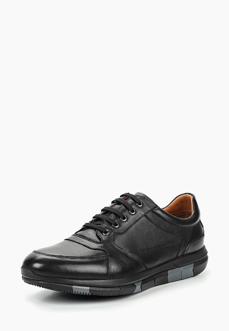 Мужские кроссовки El Tempo (Эль Темпо) CRR5_011A-2A_BLACK
