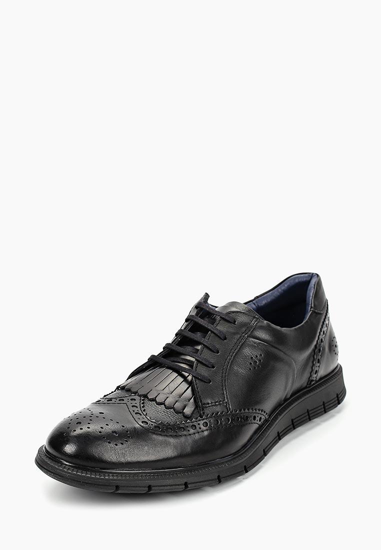 Мужские ботинки El Tempo (Эль Темпо) EG62_C-1062_BLACK