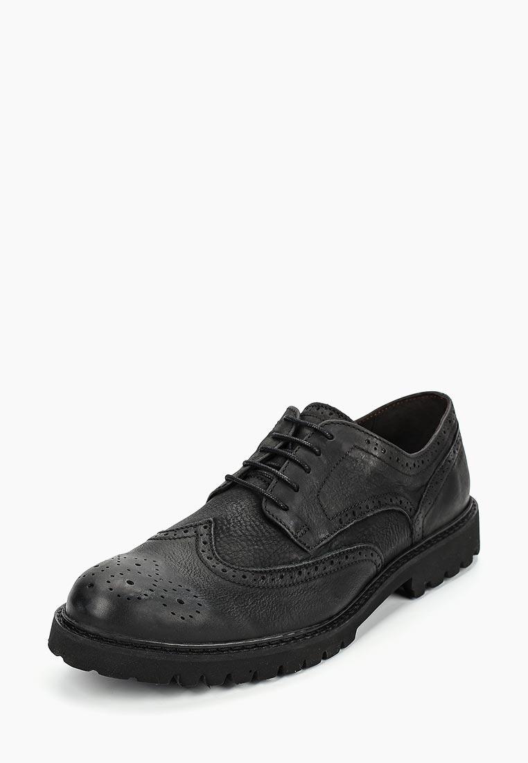Мужские ботинки El Tempo (Эль Темпо) PP182_ 5056_BLACK