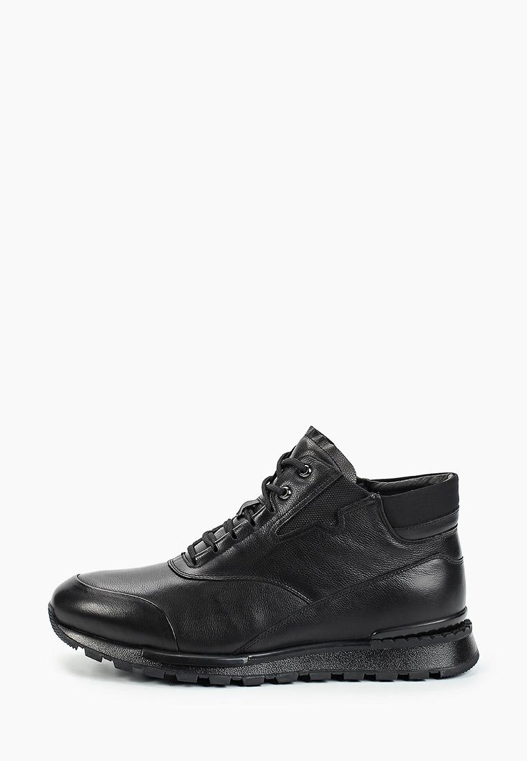 Мужские кроссовки El Tempo (Эль Темпо) CRS165_RS-QH71-S7-NP515_BLACK