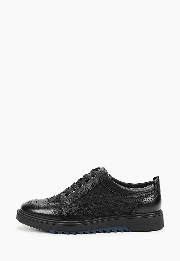 Мужские ботинки El Tempo CRR18_065A-95-A202-W17D_BLACK