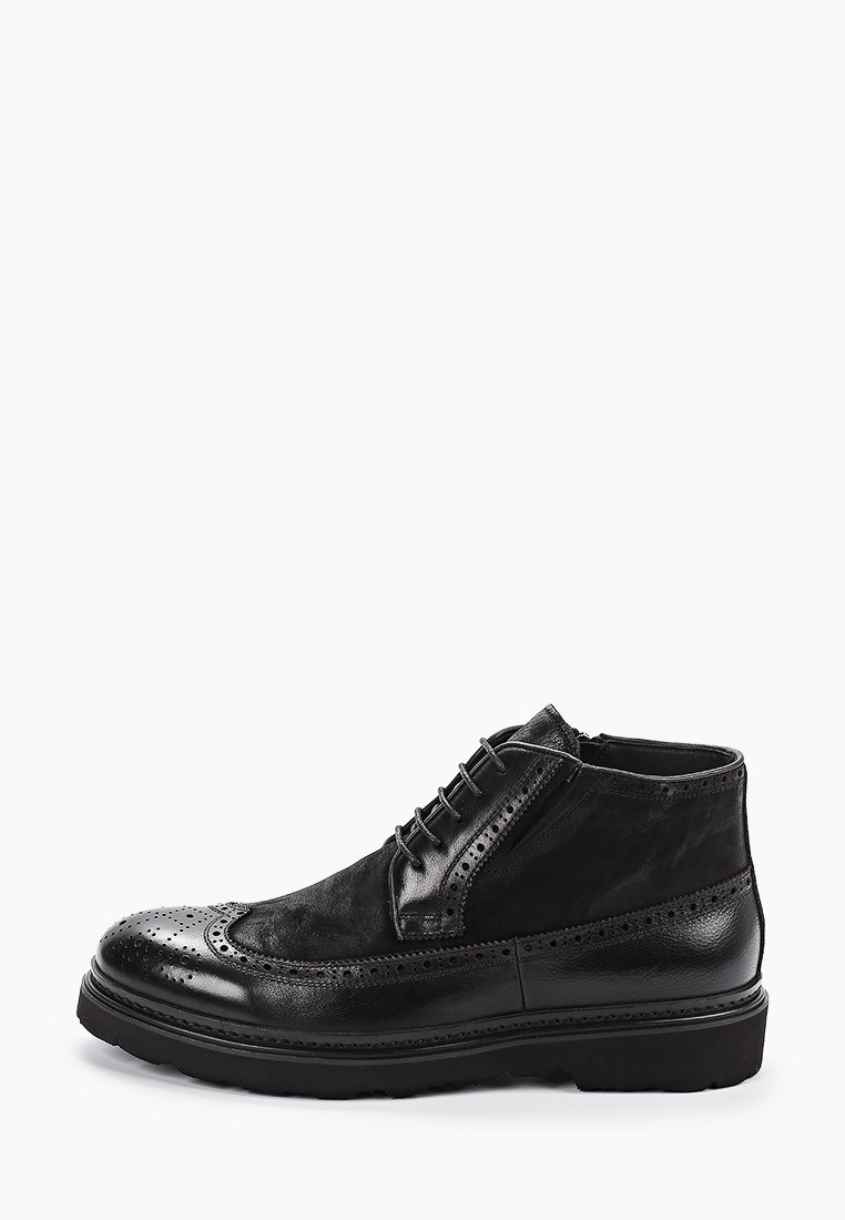 Мужские ботинки El Tempo CRS137_RS-QH30-B1-A124-478M_BLACK