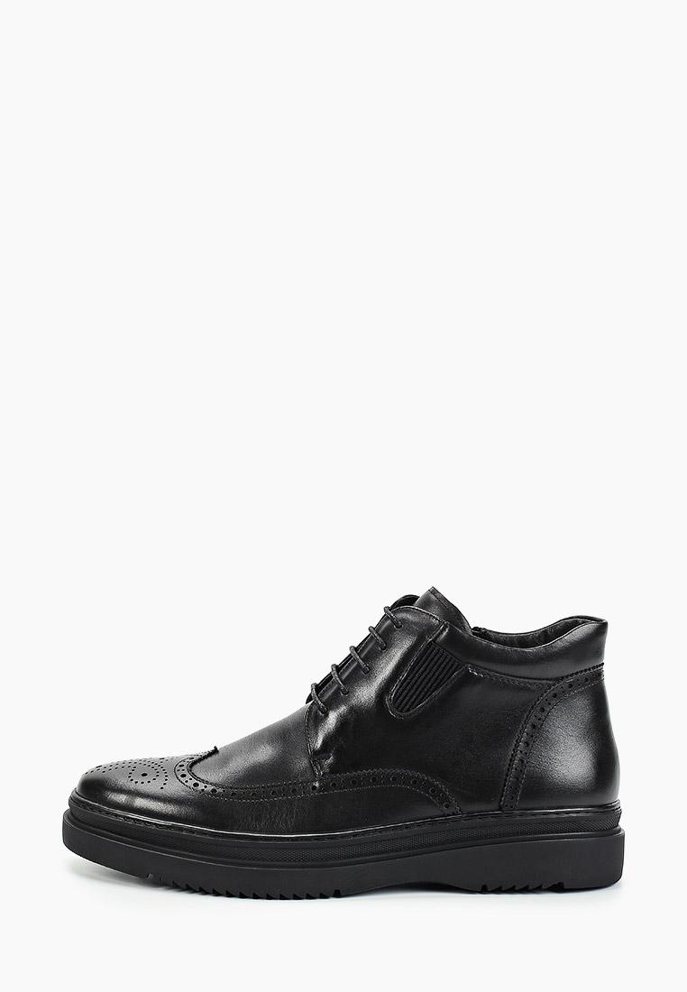 Мужские ботинки El Tempo (Эль Темпо) CRS140_RS-QH60-B1-A51_BLACK