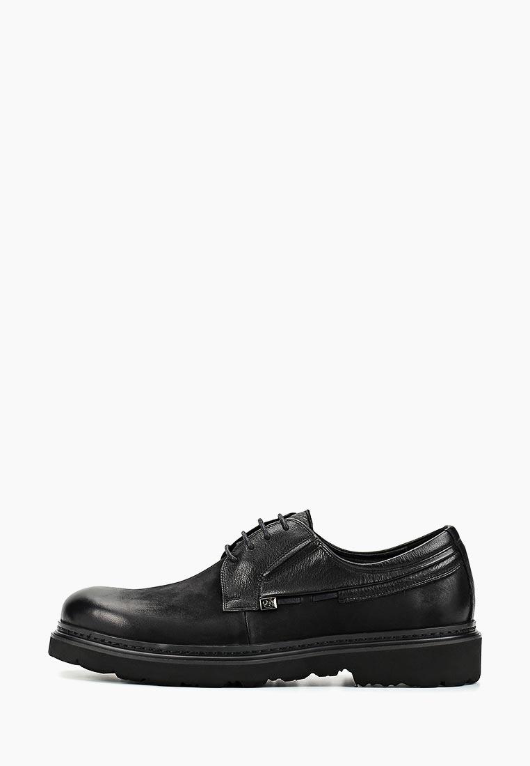 Мужские ботинки El Tempo (Эль Темпо) CRS141_RS-QA30-S6-A128-478_BLACK