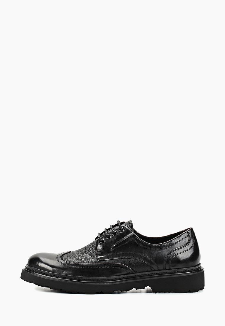 Мужские ботинки El Tempo CRS141_RS-QA30-S7-A10-A128_BLACK