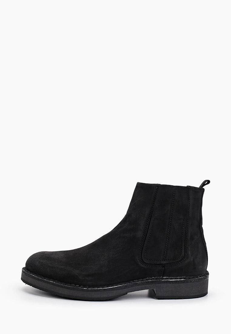 Мужские ботинки El Tempo (Эль Темпо) PP339_6801_BLACK