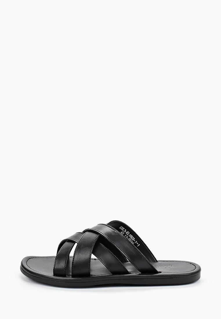 Мужские сандалии El Tempo (Эль Темпо) CDL3_EL1903-1-1_BLACK
