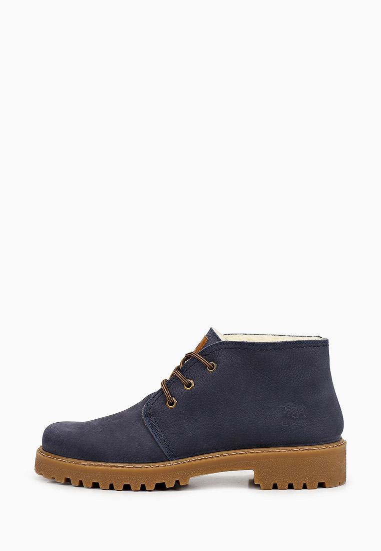 Мужские ботинки El Tempo ER34_420_BLUE