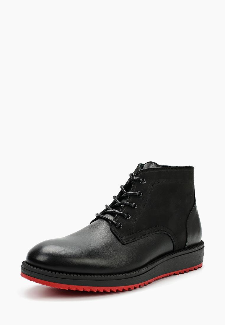 Мужские ботинки El Tempo PAS19_45327-2_BLACK