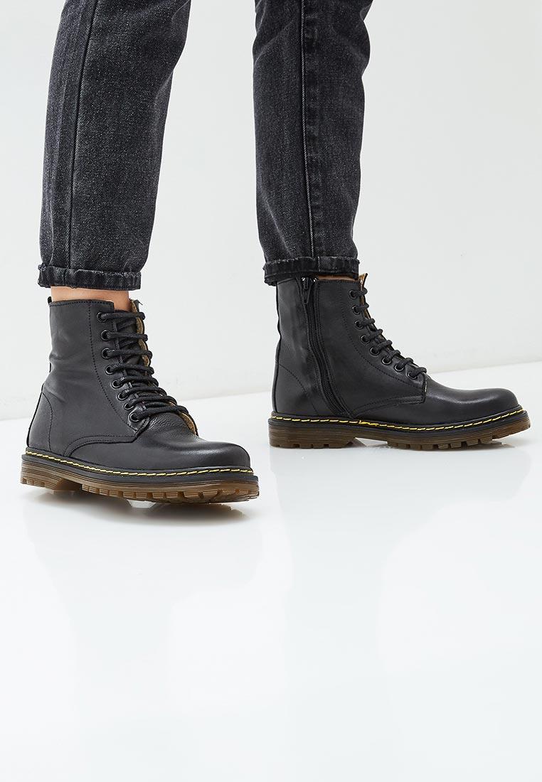 Женские ботинки El Tempo EBR2_124_NEGRO: изображение 5
