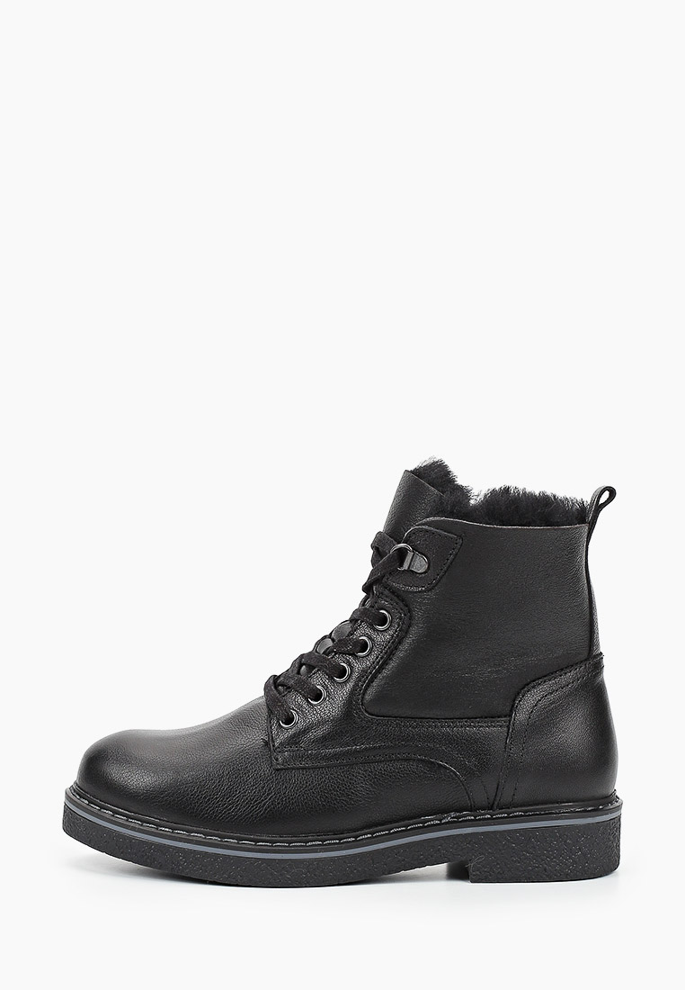 Женские ботинки El Tempo TSK13_K82069-2651_2651-BLACK
