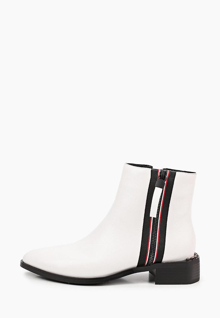 Женские ботинки El Tempo WAN65_N166-C721_WHITE