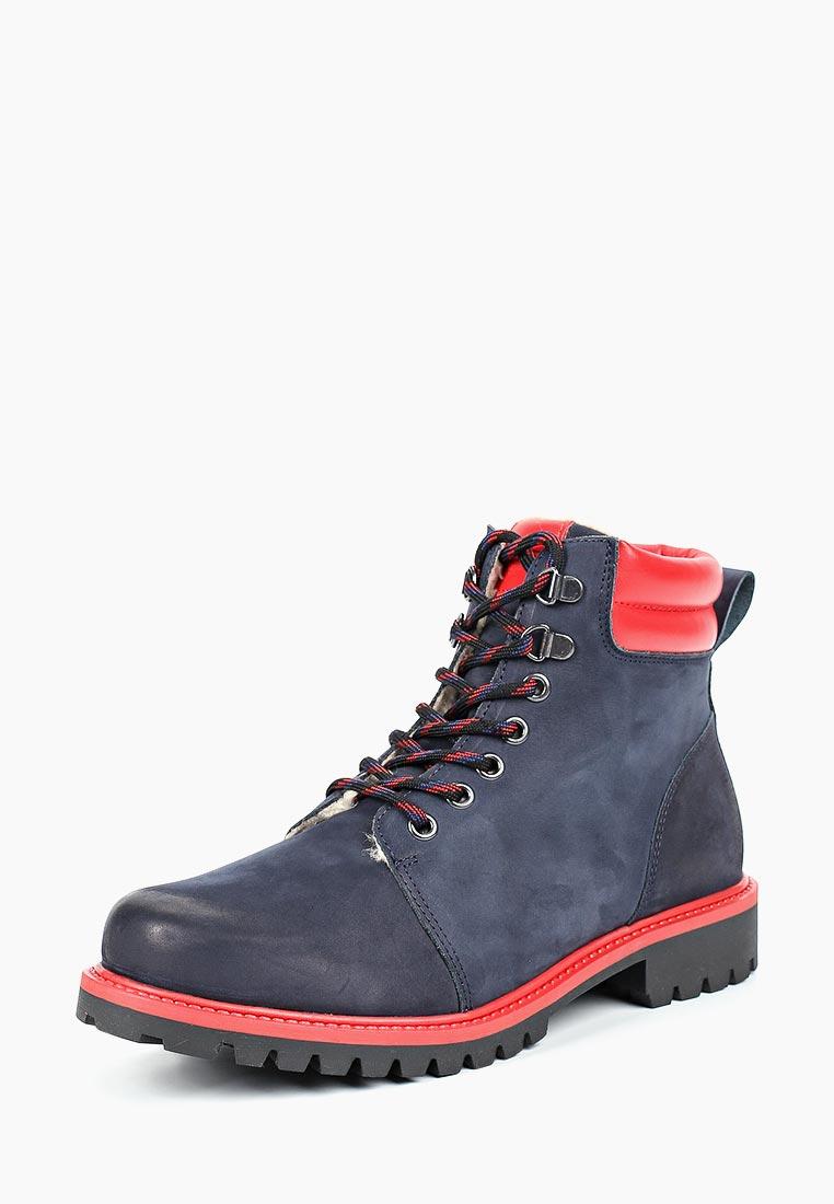 Ботинки для мальчиков Emporio Armani XYM003 XOU01