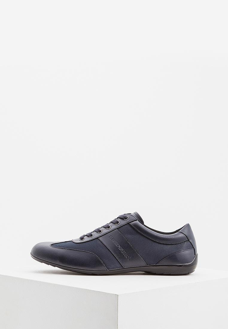 Мужские кроссовки Emporio Armani x4c475 xl473