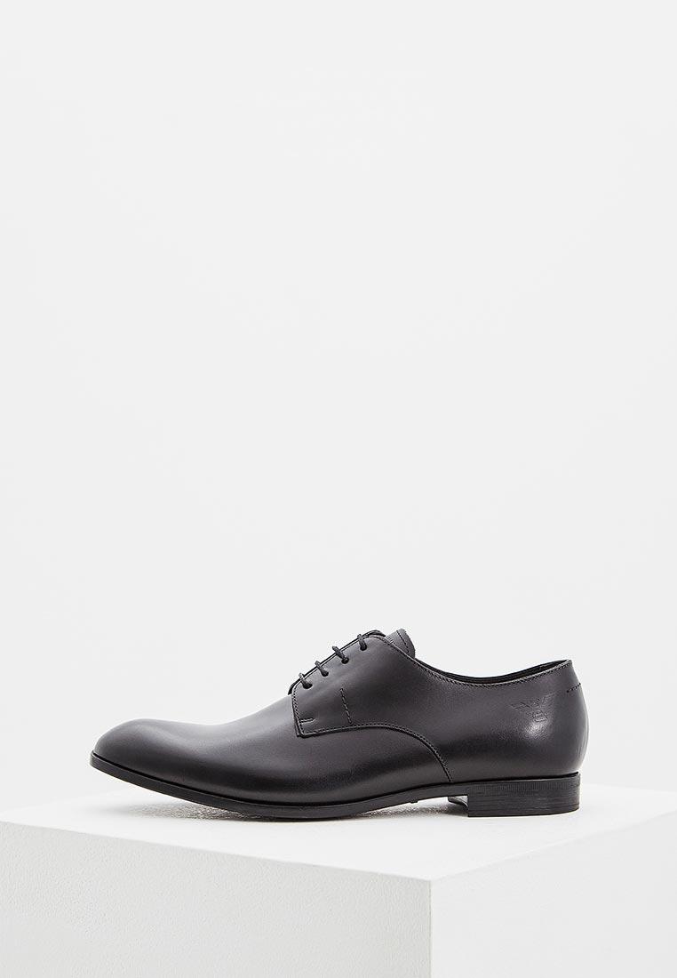 Мужские туфли Emporio Armani x4c530 xf285