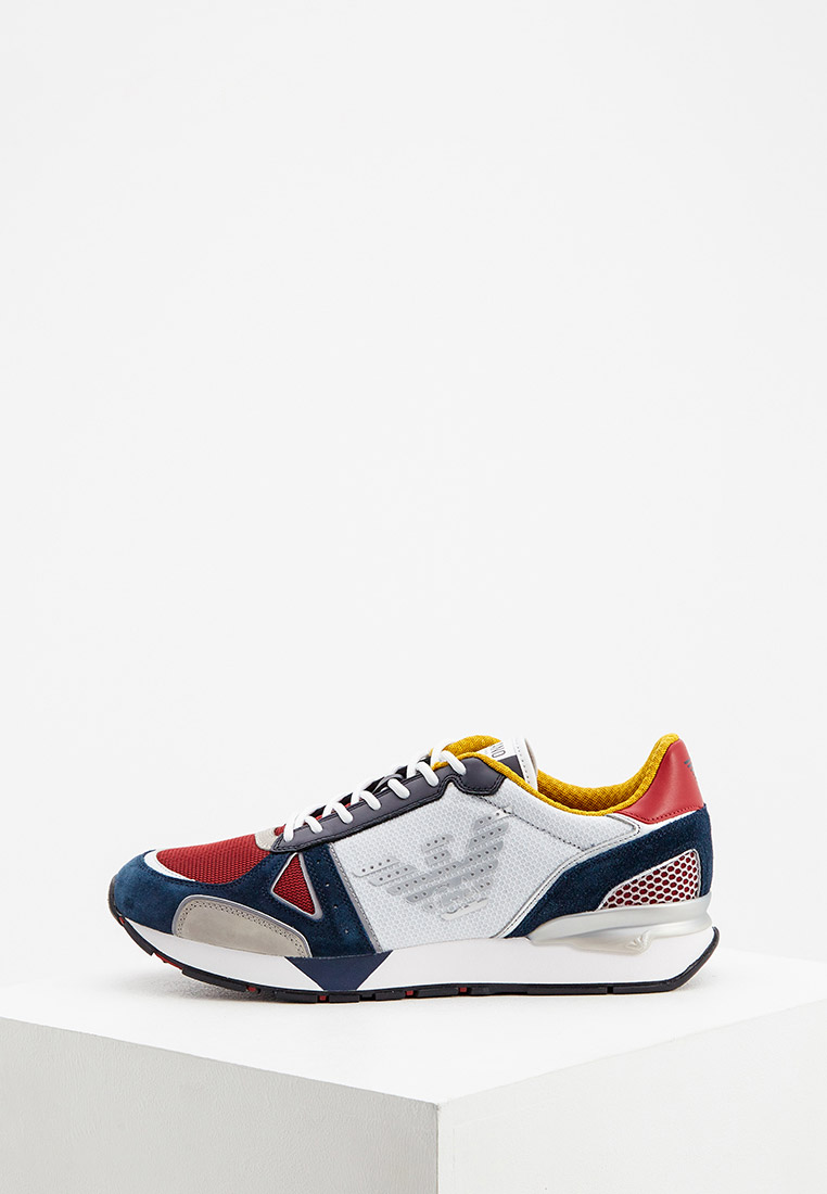 Мужские кроссовки Emporio Armani x4x289 xm499