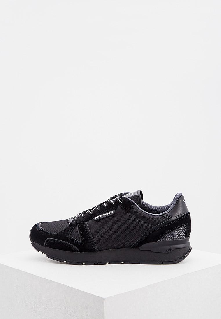 Мужские кроссовки Emporio Armani (Эмпорио Армани) x4x289 xm498