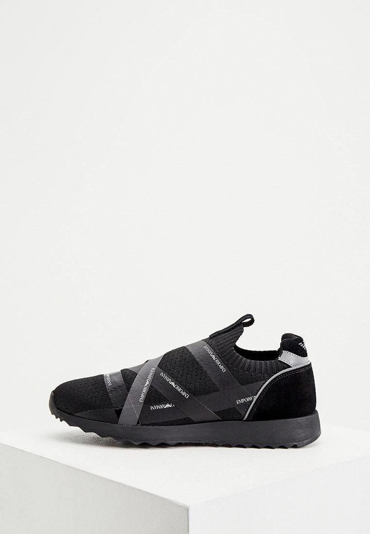 Мужские кроссовки Emporio Armani (Эмпорио Армани) x4x253 xl692