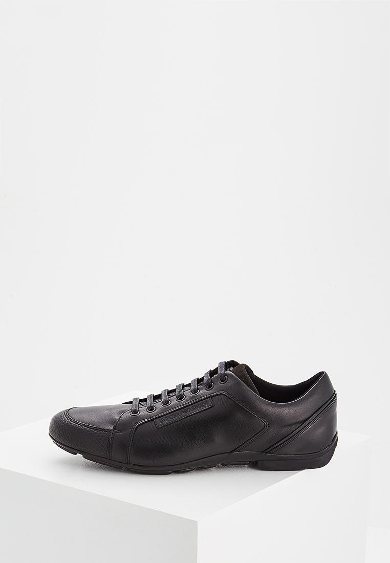 Мужские кроссовки Emporio Armani X4C468 XL021: изображение 7
