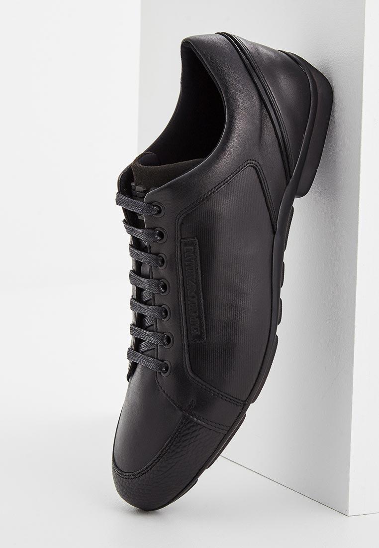 Мужские кроссовки Emporio Armani X4C468 XL021: изображение 10