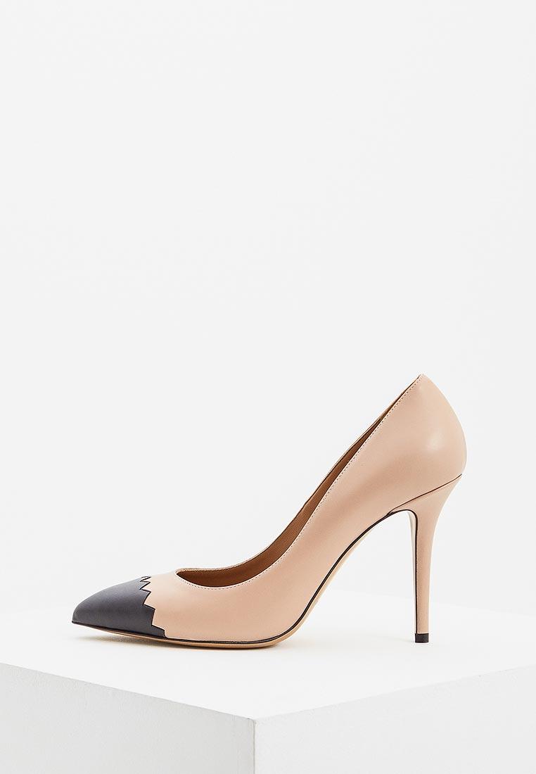 Женские туфли Emporio Armani x3e334 xl530