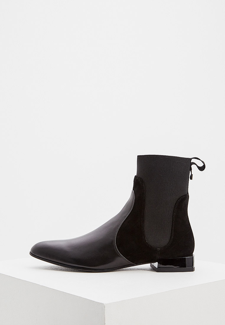 Женские ботинки Emporio Armani X3M277 XM099
