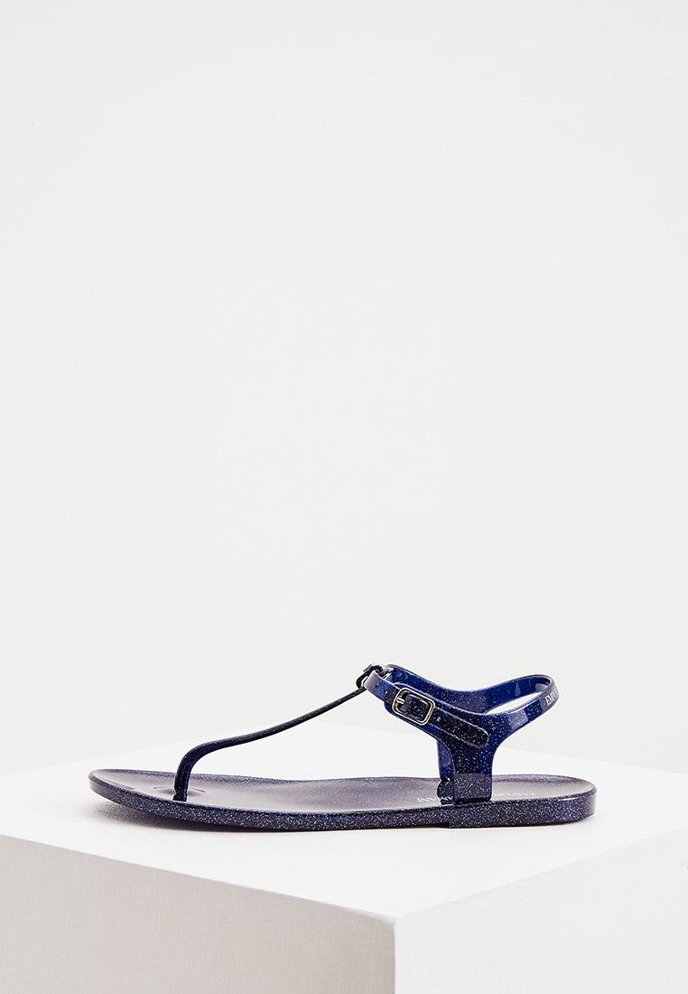 Женские сандалии Emporio Armani X3QS06 XL816