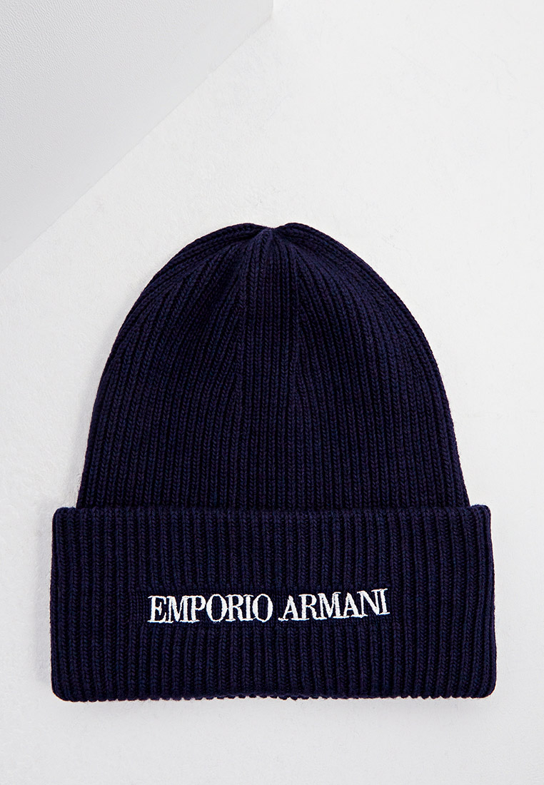 Шапка Emporio Armani (Эмпорио Армани) 627045 0a535