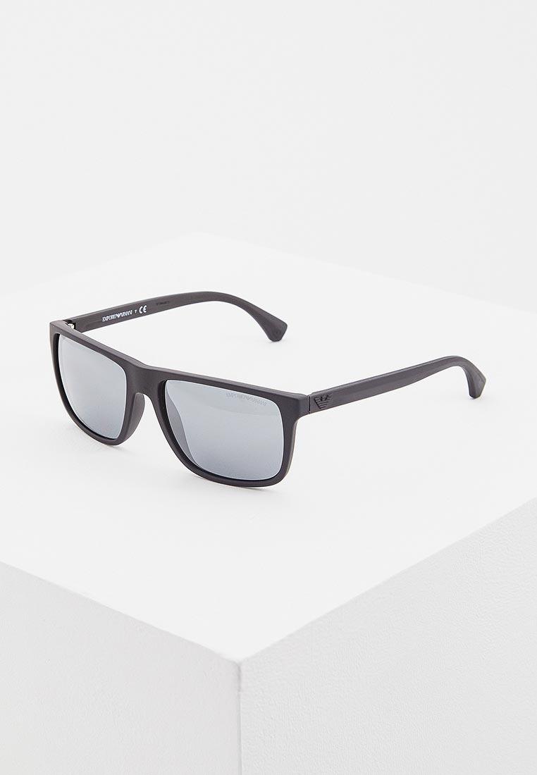 Мужские солнцезащитные очки Emporio Armani 0EA4033