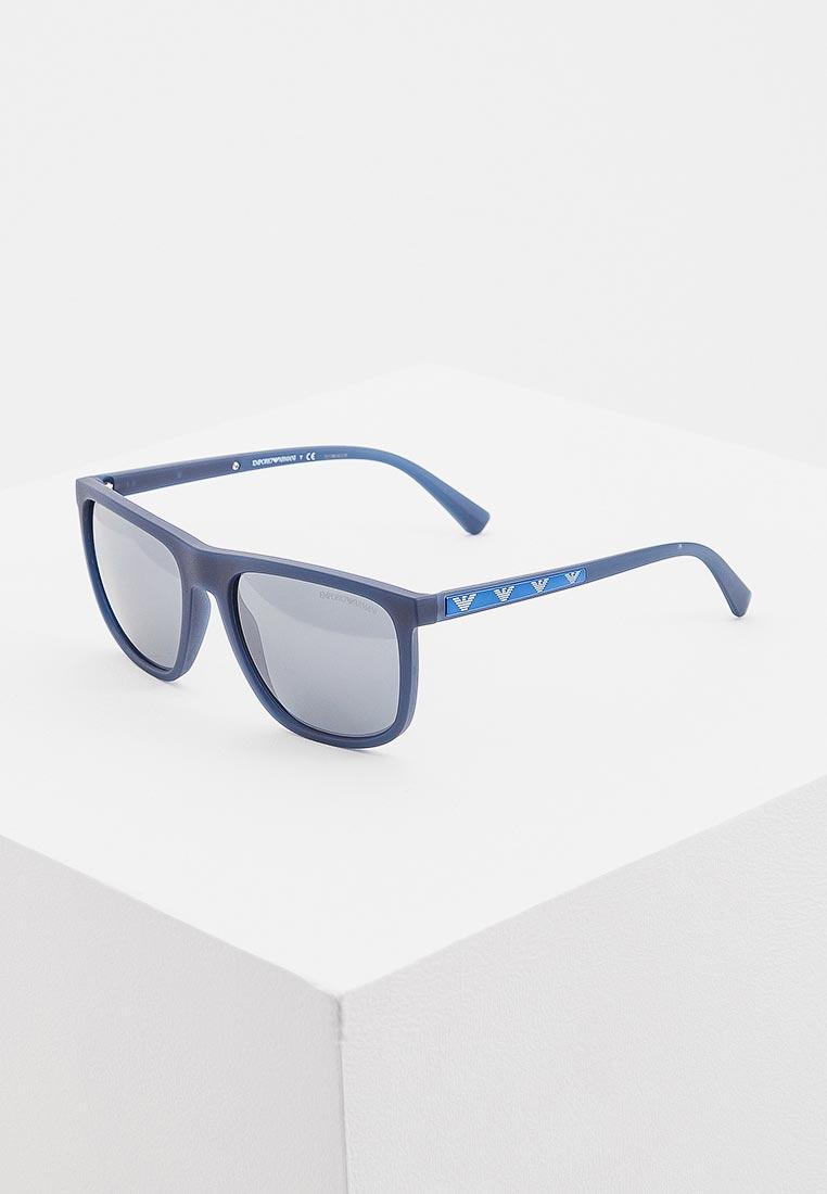 Мужские солнцезащитные очки Emporio Armani 0EA4124