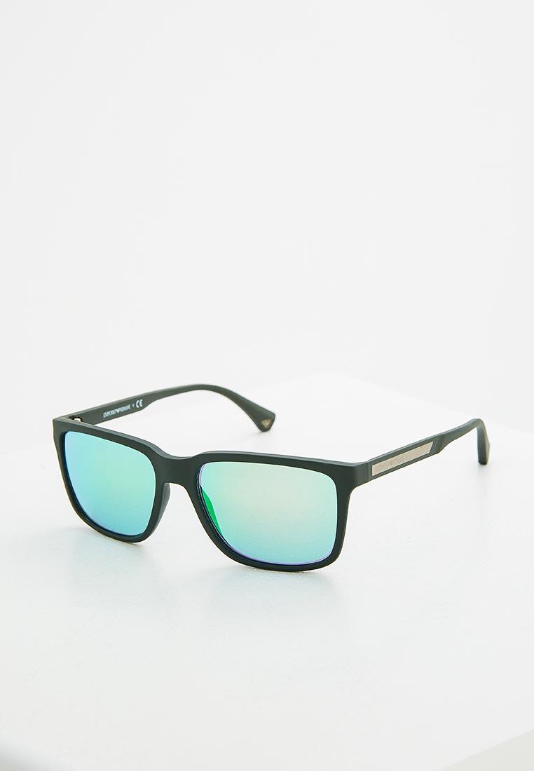 Мужские солнцезащитные очки Emporio Armani 0EA4047: изображение 8