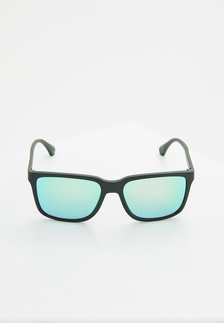 Мужские солнцезащитные очки Emporio Armani 0EA4047: изображение 9