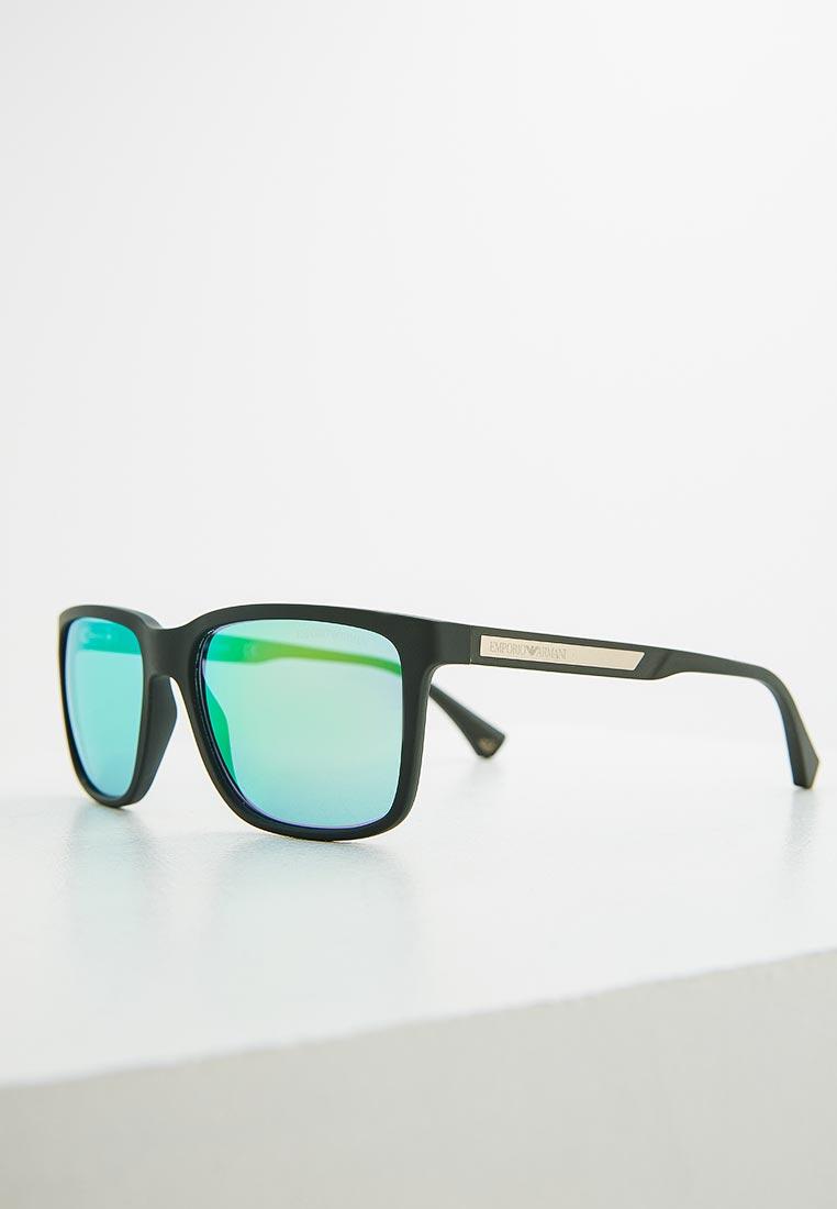 Мужские солнцезащитные очки Emporio Armani 0EA4047: изображение 11