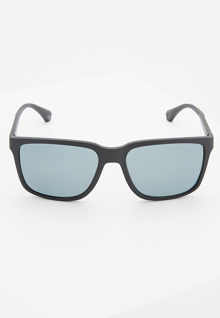 Мужские солнцезащитные очки Emporio Armani 0EA4047: изображение 16
