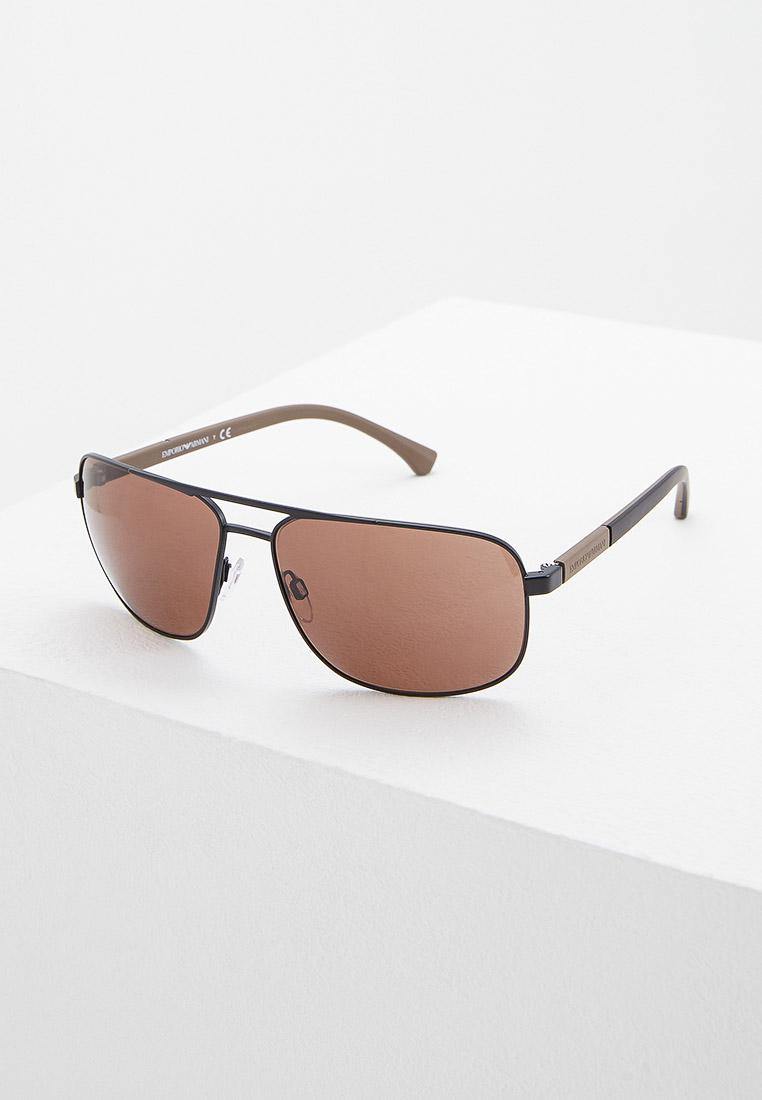 Мужские солнцезащитные очки Emporio Armani 0EA2084