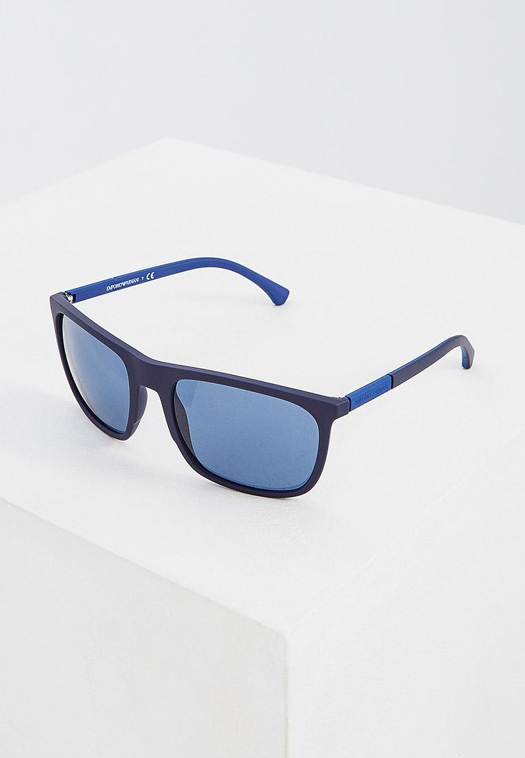 Мужские солнцезащитные очки Emporio Armani 0EA4133