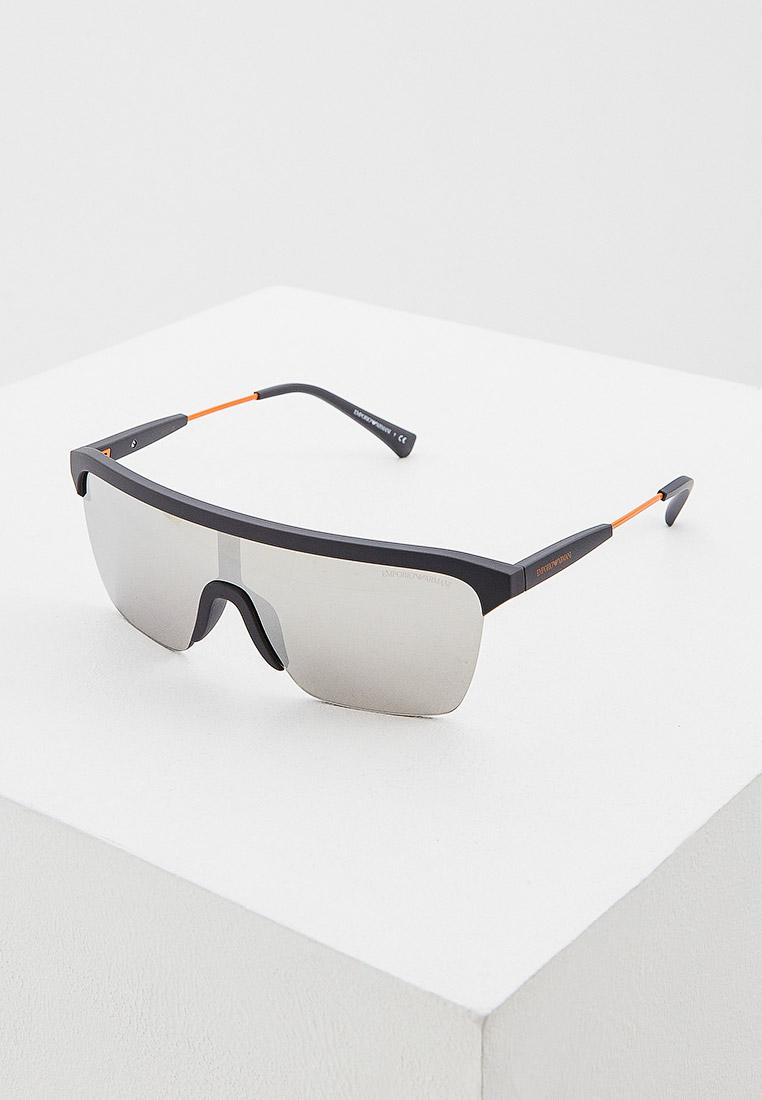 Мужские солнцезащитные очки Emporio Armani 0EA4146