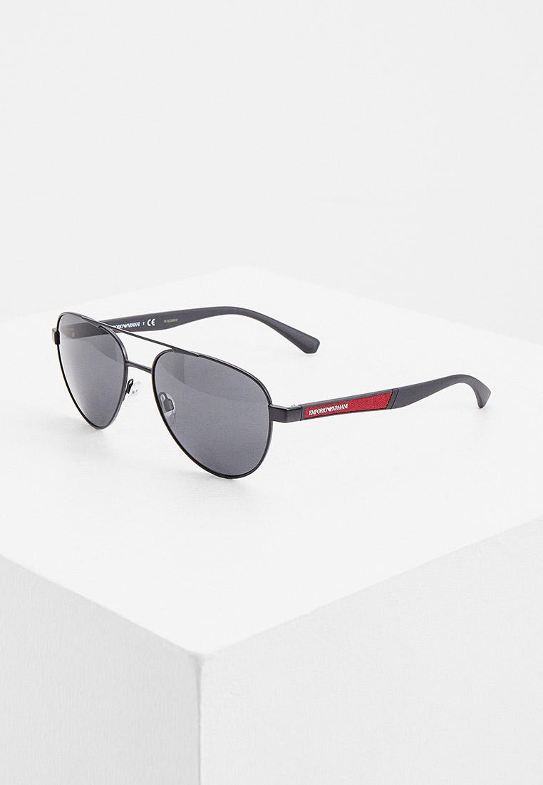 Мужские солнцезащитные очки Emporio Armani 0EA2105