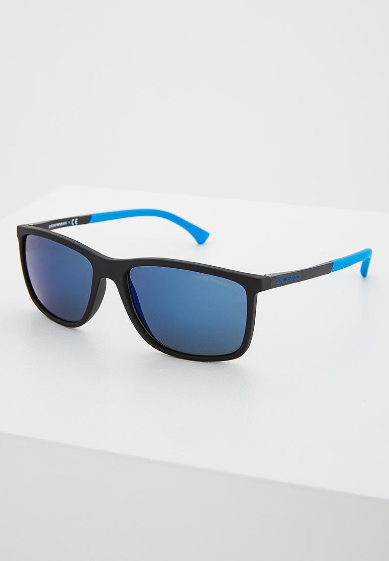 Мужские солнцезащитные очки Emporio Armani 0EA4058: изображение 8