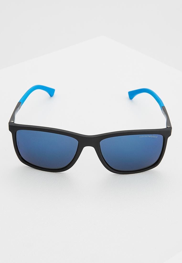 Мужские солнцезащитные очки Emporio Armani 0EA4058: изображение 9