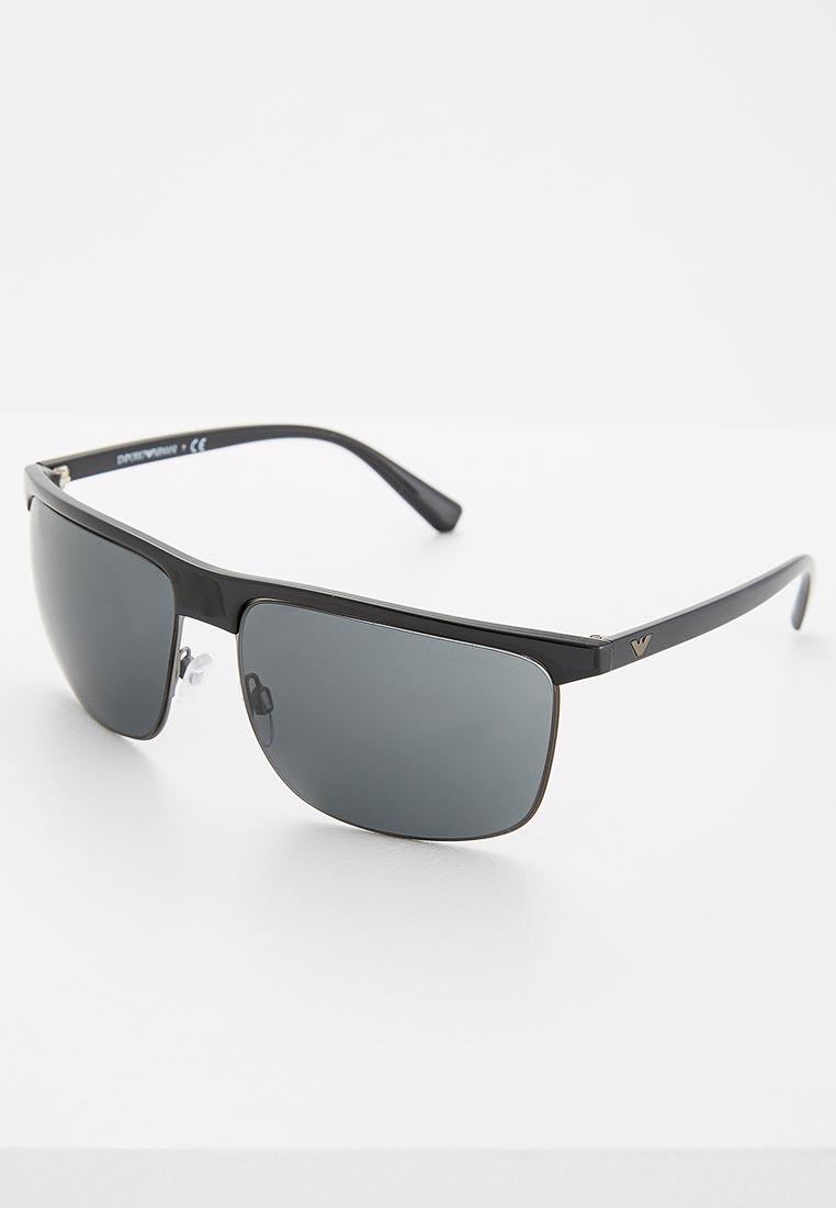 Мужские солнцезащитные очки Emporio Armani 0EA4108: изображение 15