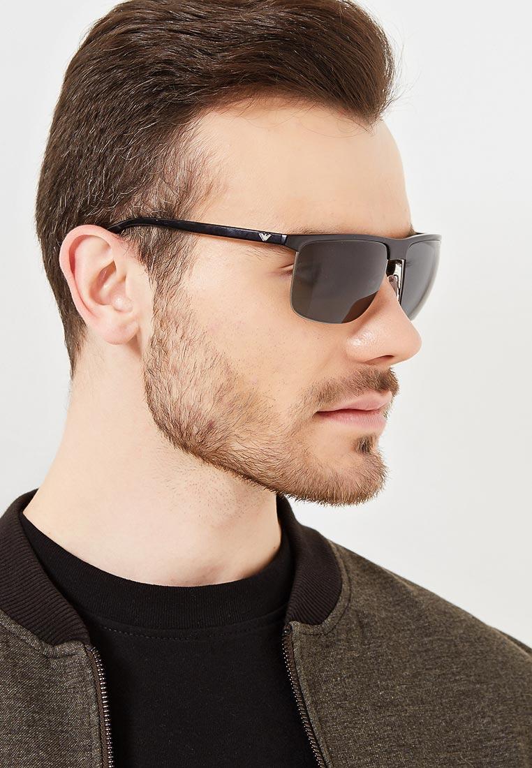 Мужские солнцезащитные очки Emporio Armani 0EA4108: изображение 20